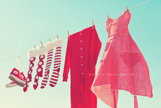 Holiday Laundry | by Kimberly Chorney
