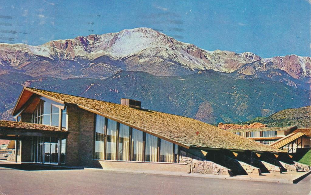 The Palmer House - Colorado Springs, Colorado
