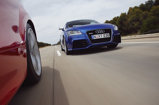 Audi TT RS Coupe | by The National Roads and Motorists' Association