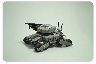 A.D.D-65v Assault Deploy Drone | by MrBrickster