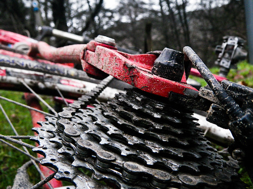 Cwmcarn New Year's Day ride | by Alex Leigh