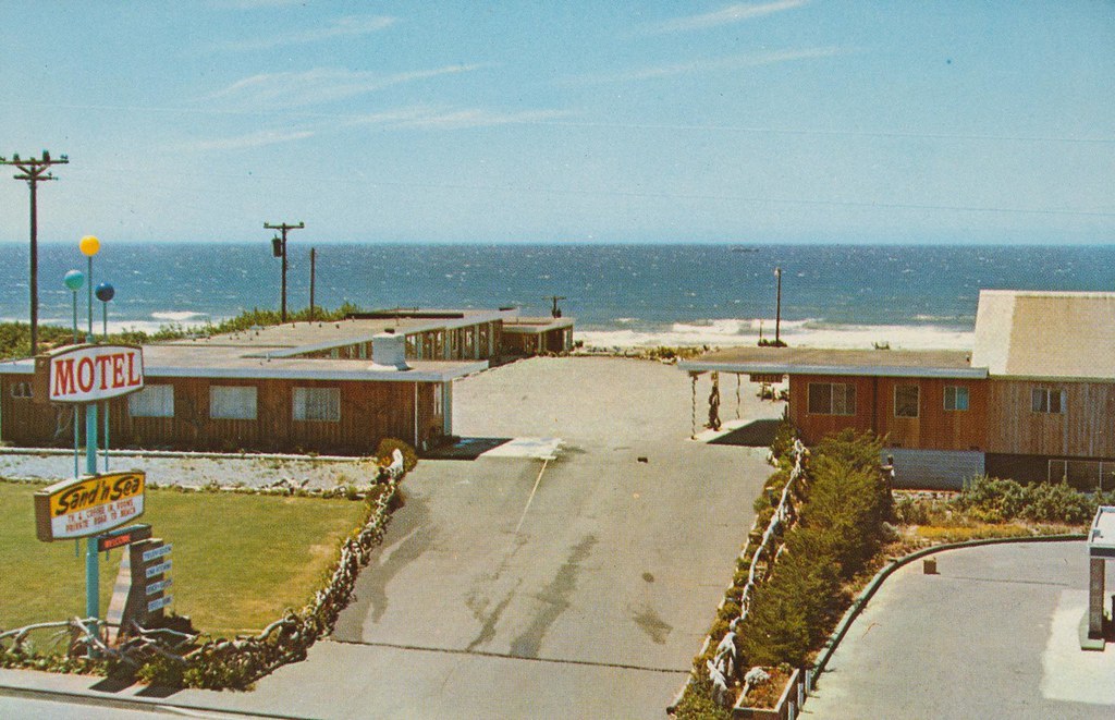 Sand 'n Sea Motel - Gold Beach, Oregon