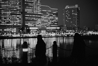 Minatomirai_Rollei35T_20120106_24 | by Jun Takeuchi