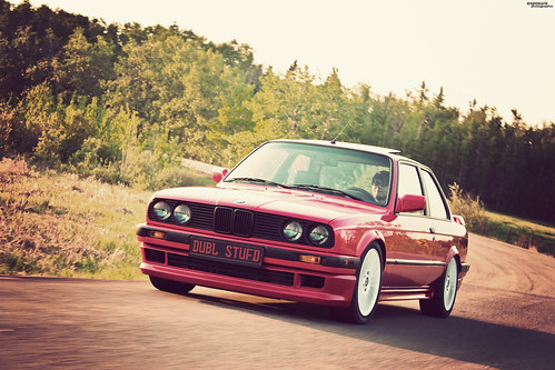 Red E30 | Country Style | by Zach Cherkaoui - | - Exposure Photographix