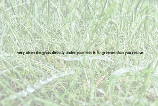 the grass | by theG™
