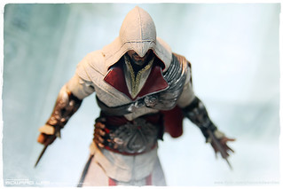 ASSASSIN'S CREED BROTHERHOOD : EZIO | by EdwardLee's collection