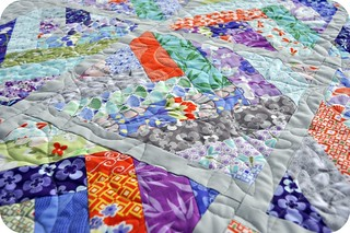 Double Happiness Quilt | by j_q_adams