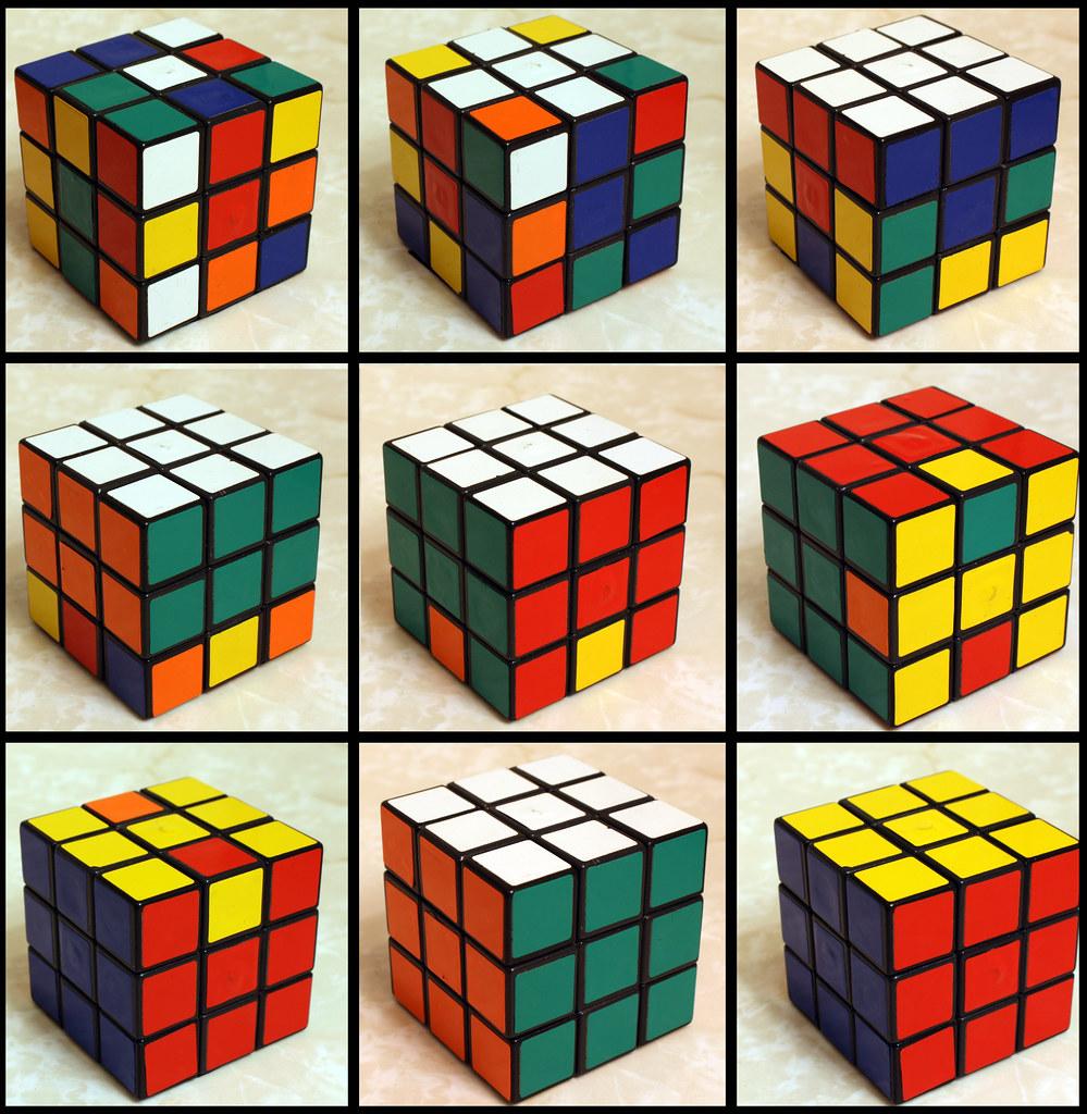 366  Solving A Rubik's Cube: Stepbystep  By