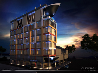 sailor hotel facade 03 | by Clive Ngu