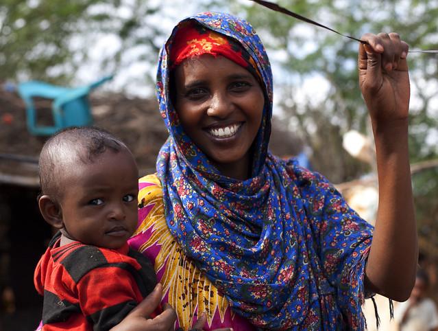 Sending Nets, Saving Lives in the Horn of Africa