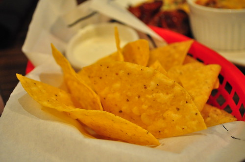 Tortilla Chips @ Chicago Rib House | by m4sh.3d