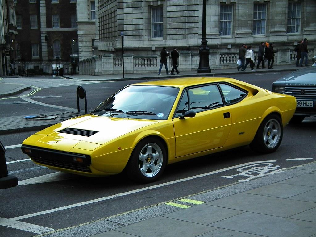ferrari 308 gt4 | 1977 ferrari 308 gt4 | kenjonbro | flickr
