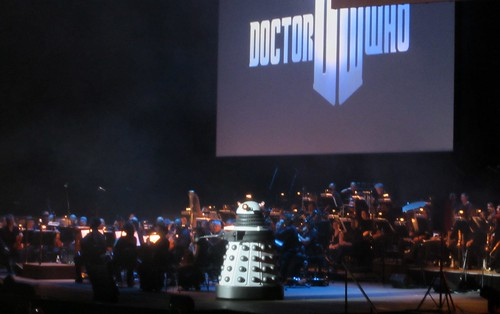 Dalek with the Melbourne Symphony Orchestra | by Daniel Bowen