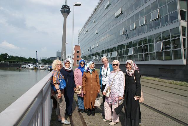 Teatime Indisch essen in Düsseldorf 02.06.16