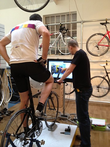 Bike Science | by Alex Leigh