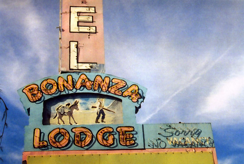 Bonanza Lodge | by Nick Leonard