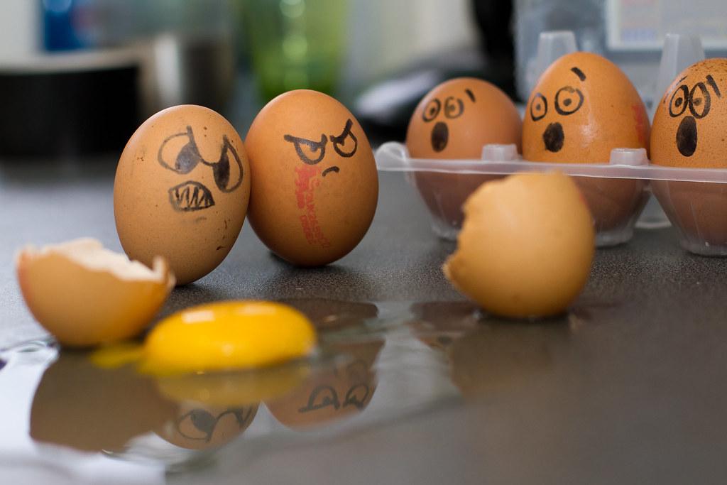 Day 77 Bad Eggs Explore 2011_12_11 By Alexturton