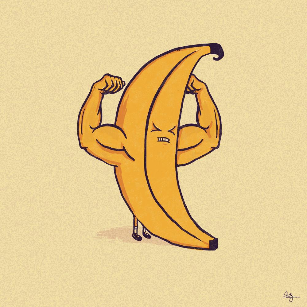 Fruit Juiced | One tough banan...