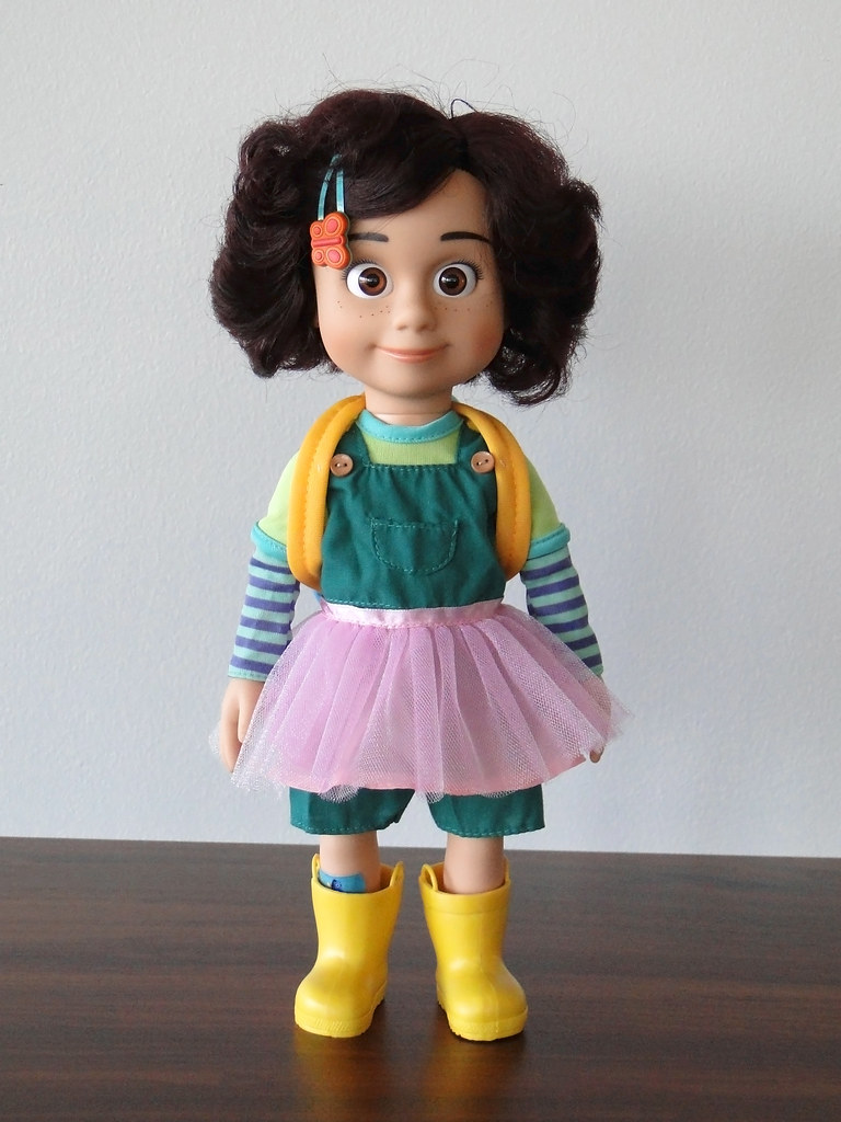 Toy Story 3 Talking Bonnie Doll Uk Disney Store Exclusive Flickr