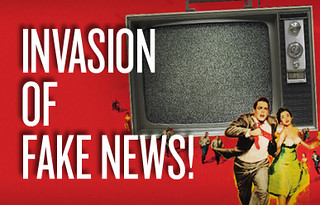 Invasion of Fake News | by Free Press Pics