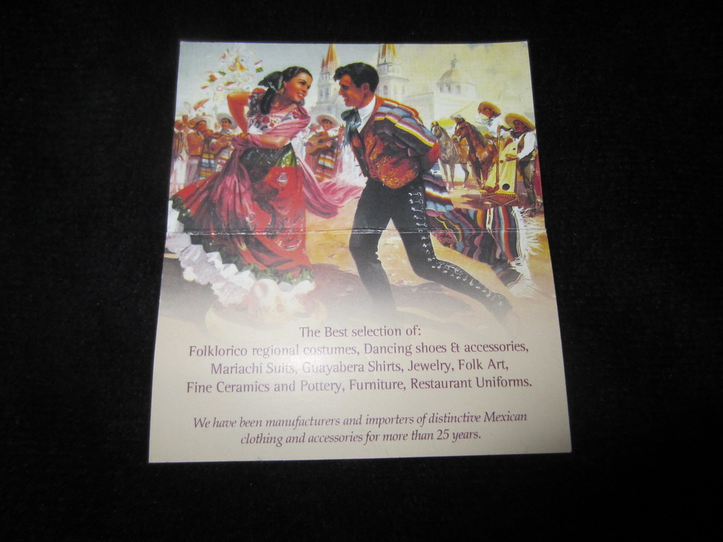 Olveritas the finest in clothing folk art from mexico flickr olveritas the finest in clothing folk art from mexico business card for store reheart Image collections