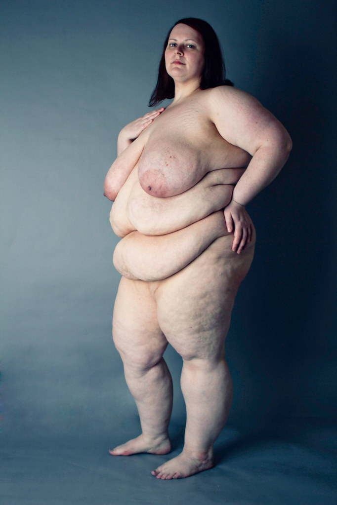 Chubby message woman