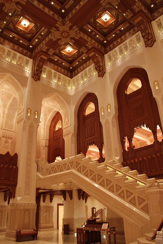 Royal Opera House Muscat Royal Opera House Muscat Flickr