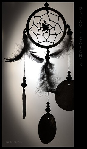 Dream catcher traditionally the sioux construct for How to tie a dreamcatcher web