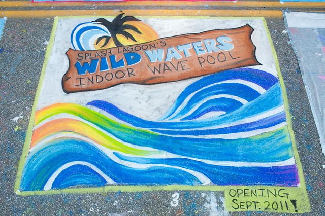 2011 Celebrate Erie ChalkWalk