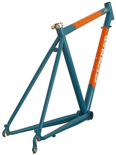 Gunnar Roadie with Miami Dolphins Colors - Rear View | by Gunnar Cycles