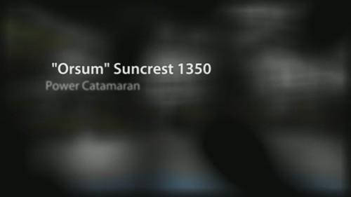 Charter Yachts Australia - Orsum Suncrest 1350 - Power Cat