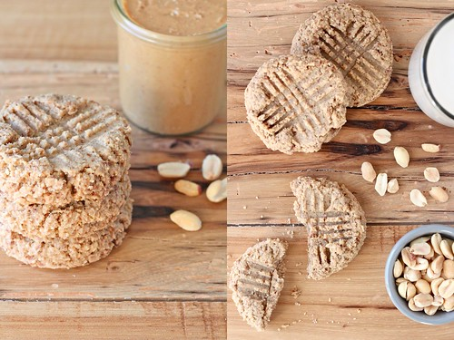 Peanut butter breakfast cookies | by Ashlae | oh, ladycakes