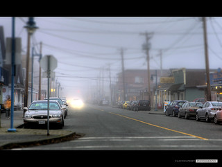 Steveston In The Fog | by Clayton Perry Photoworks