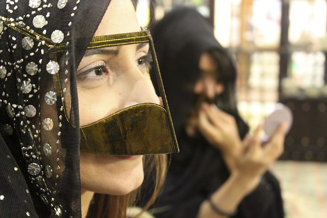 Burqa'