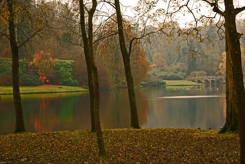 Autumn at Stourhead | by clive66