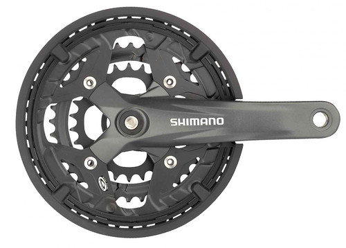 Shimano Acera Crankset 44-32-22 | by travelling two