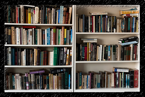 Mary Jo's Bookcase | by cloud2013