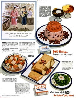 Jell-O Shortage Life May 26 1946 | by Lidian62