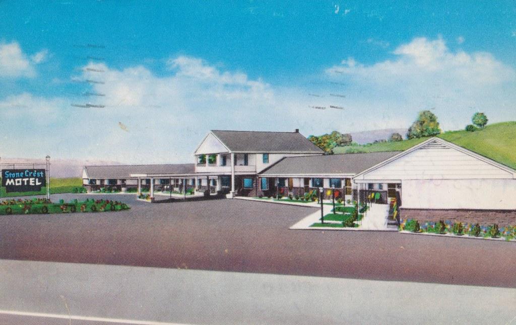 Stone Crest Motel - Bedford, Pennsylvania