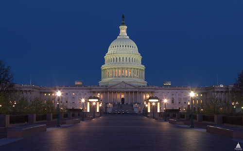 U.S. Capitol at Night | by USCapitol