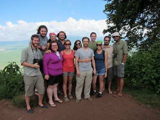 The Group on at a Crater Viewpoint | by fabulousfabs