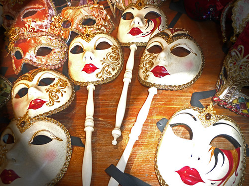 masques | by Mr Tigggs