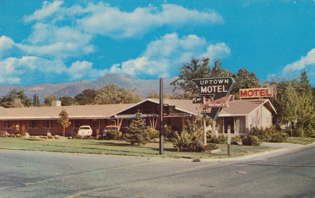 Uptown Motel - Grants Pass, Oregon