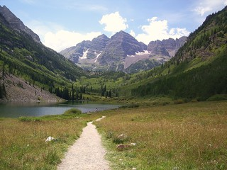 Maroon Bells - the Heart of the Rockies | by Renee Hundt