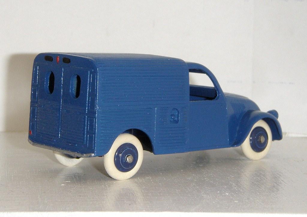 2cv camionnette jrd