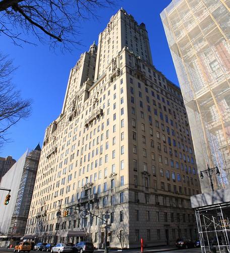 San Remo Apartments: Central Park West, Upper West Side