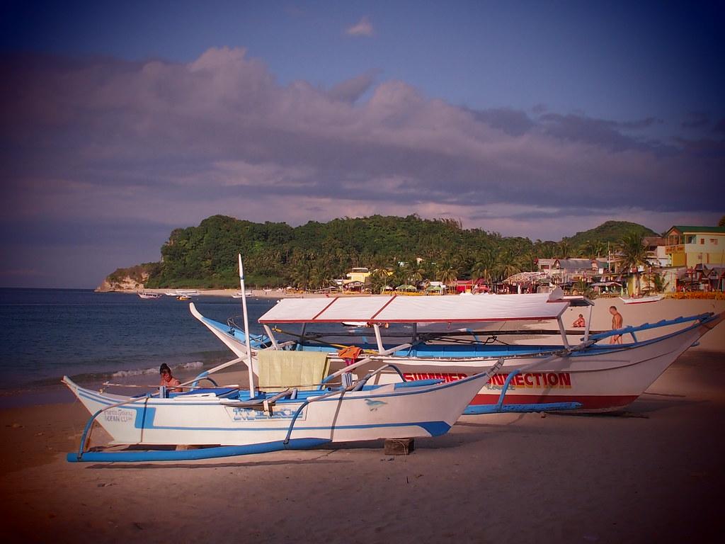 Puerto Galera, Sabang y White Beach. Filipinas