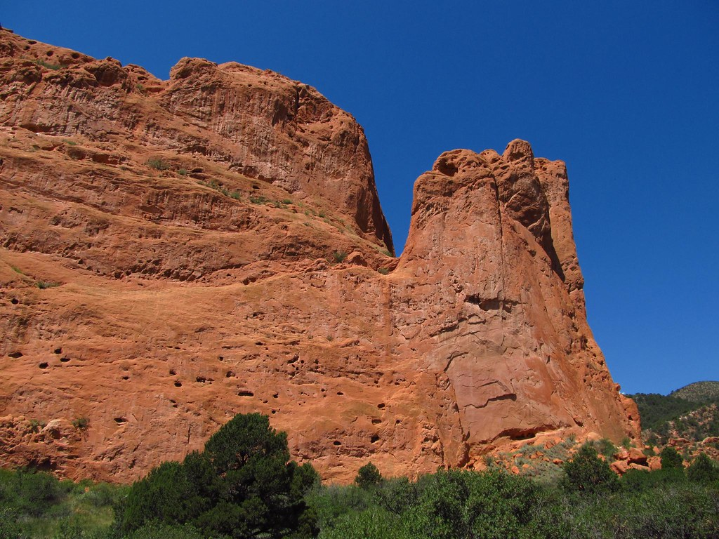 Garden of the Gods | Tower of Babel - Central Garden Located… | Flickr