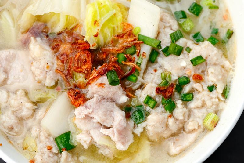 Yuyi Pork Noodles Pudu