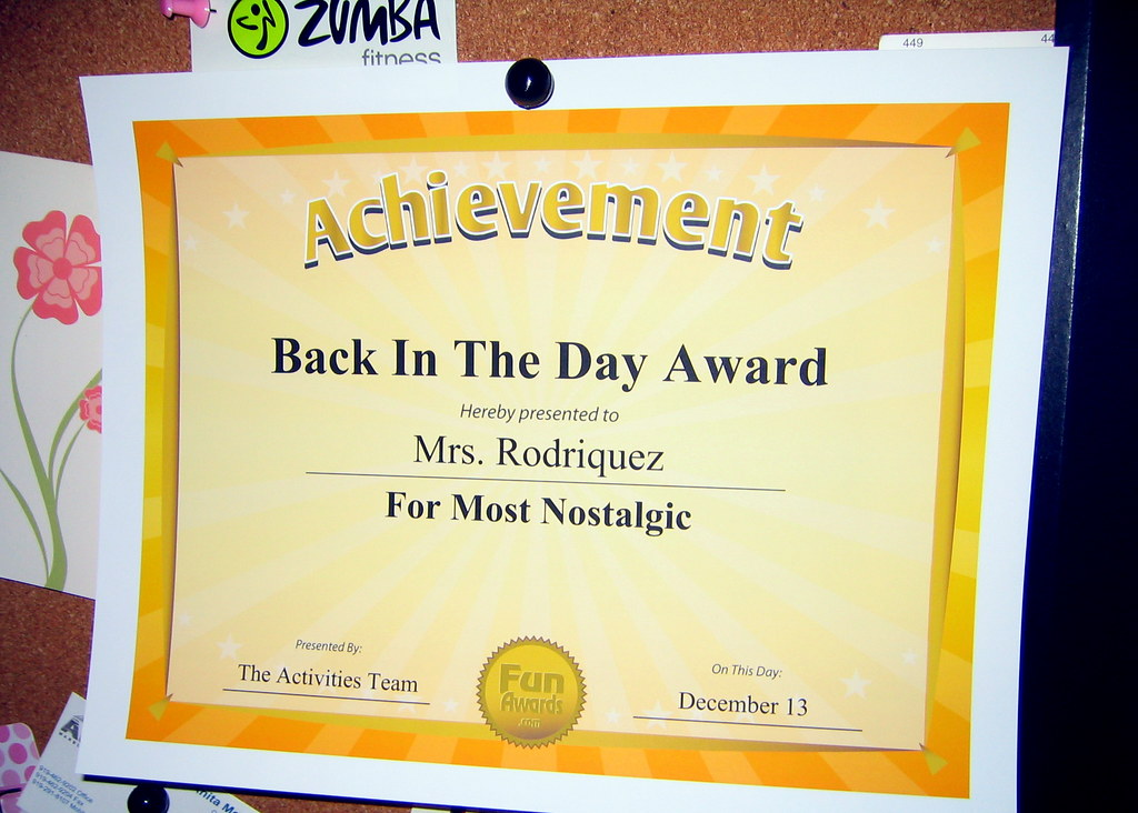 funny office awards list  Funny Office Awards Ideas | From a recent office party award… | Flickr